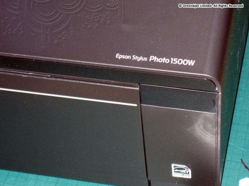 Epson Photo 1500W (Artisan 1430) Printer Potty installation